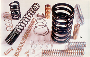 Compression Springs, Springs, Coil Springs, Spiral Springs, Clock Springs, Constant Force Springs, Disc Springs, Industrial Springs, Washers, Power Springs, Thane, India