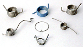 Torsion Springs, Spring, Spiral Power Spring, Spiral Torsion Springs, Hot Coiled Springs, Coil Springs, Compression Springs, Springs, Wave Spring Washers, Ball Bearing Washers, Thane, India